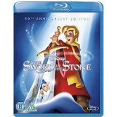 Sword in the Stone [Blu-ray] [Region Free]